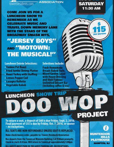Doo-Wop-Poster